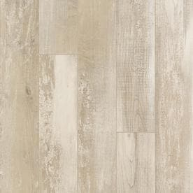 Allen Roth Seaside Chestnut 614 In W X 393 Ft L Embossed Wood