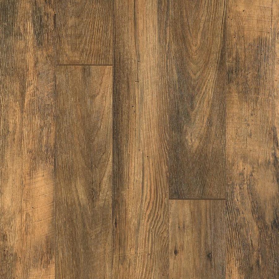 Allen Roth Harvest Mill Chestnut Wood Planks Laminate