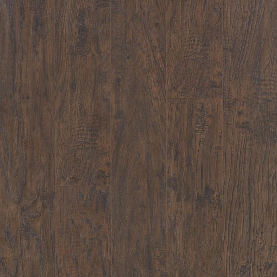 Allen Roth Marvino Hickory Wood Planks Laminate Sample