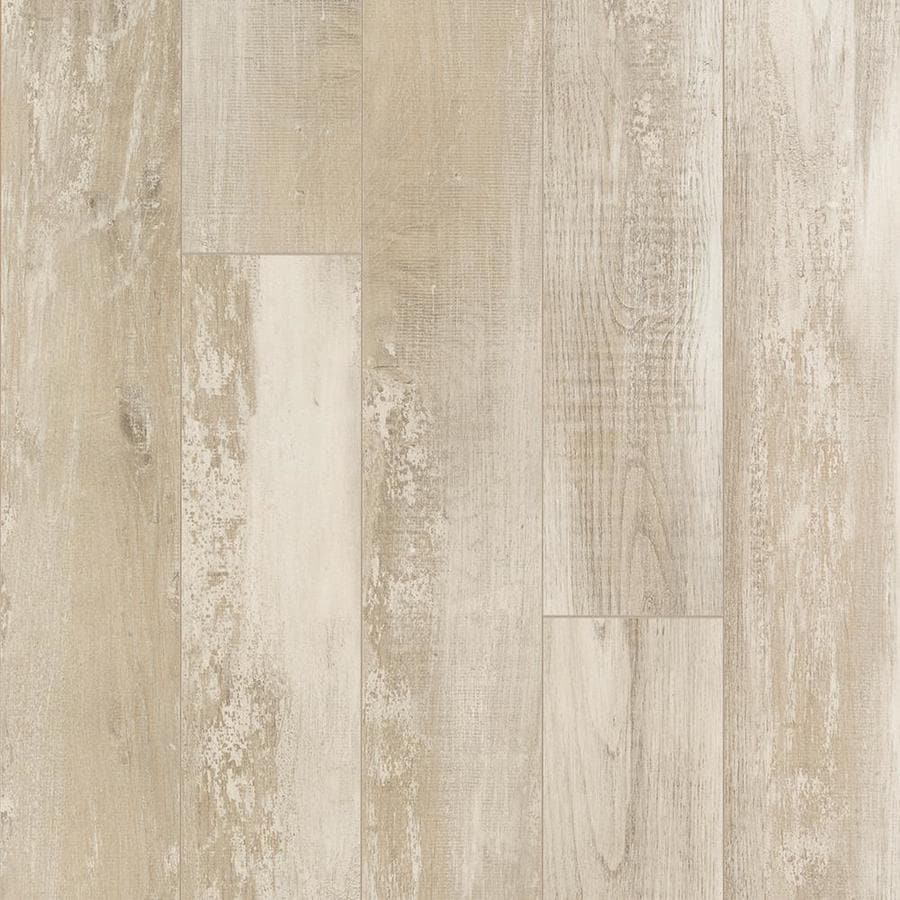 Allen Roth Seaside Chestnut Wood Planks Laminate Sample