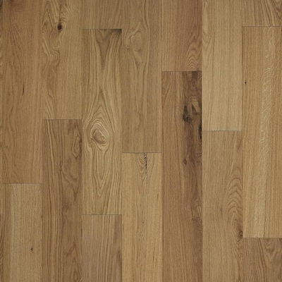 Max 6 18 In Griffin Oak Engineered Hardwood Flooring 23 Sq Ft