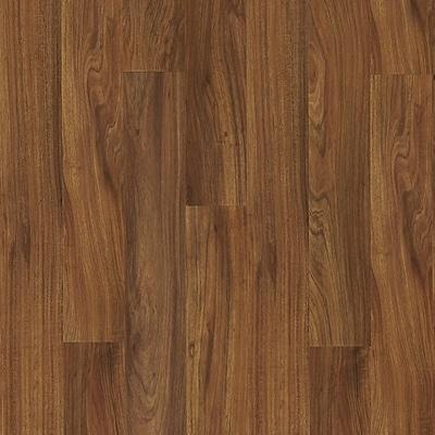 Portfolio Wetprotect Waterproof Fiji Acacia 5 23 In W X 3 93 Ft L Smooth Wood Plank Laminate Flooring