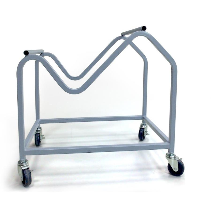 National Public Seating 26-in Utility Cart