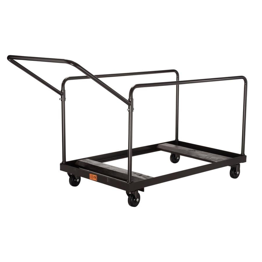 National Public Seating 31.25-in Utility Cart