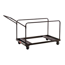 Great National Public Seating 700 Lb Brown Steel Dolly