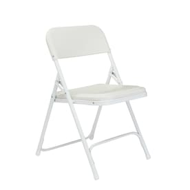 Amazing Metal Folding Chairs At Lowes Com Ncnpc Chair Design For Home Ncnpcorg