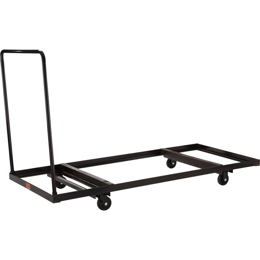 National Public Seating 43-in Utility Cart