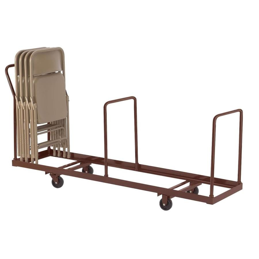 National Public Seating 38.5-in Utility Cart