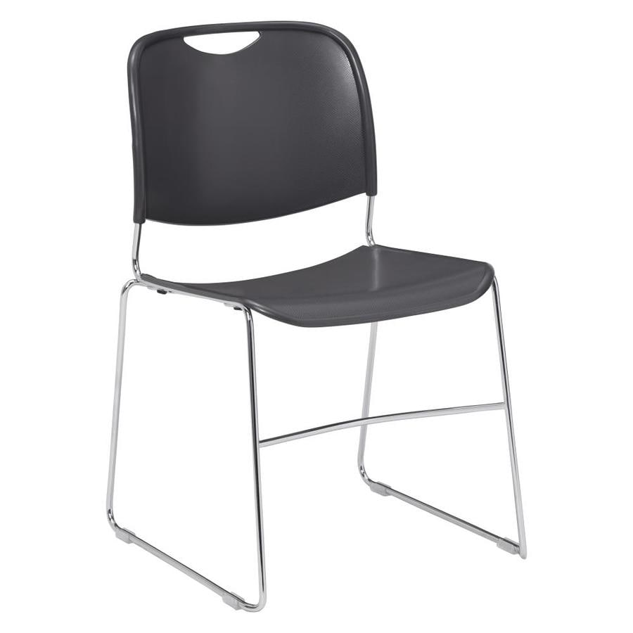 National Public Seating Contemporary/Modern Poly Side Chair