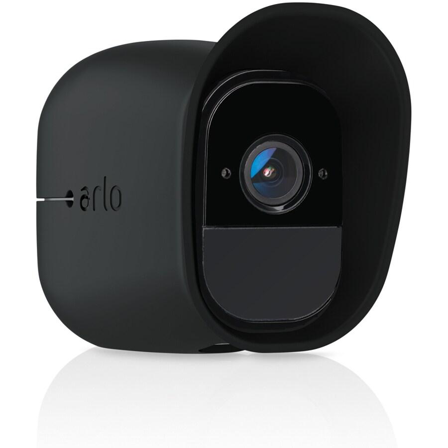 arlo pro skins black 3 pack camera skins at. Black Bedroom Furniture Sets. Home Design Ideas