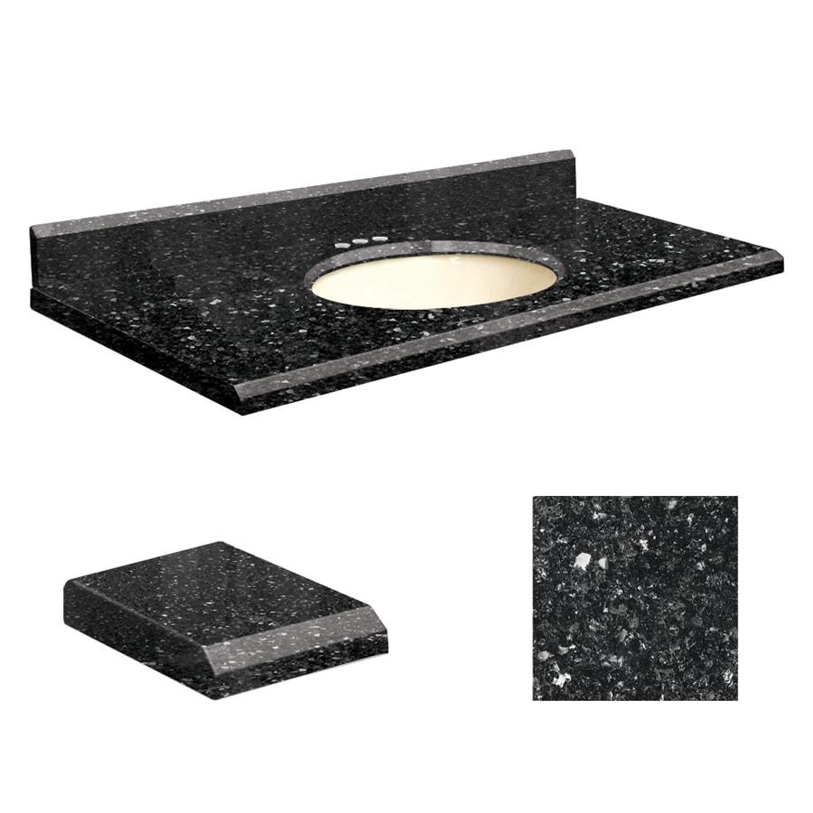 shop transolid notte black quartz undermount single sink