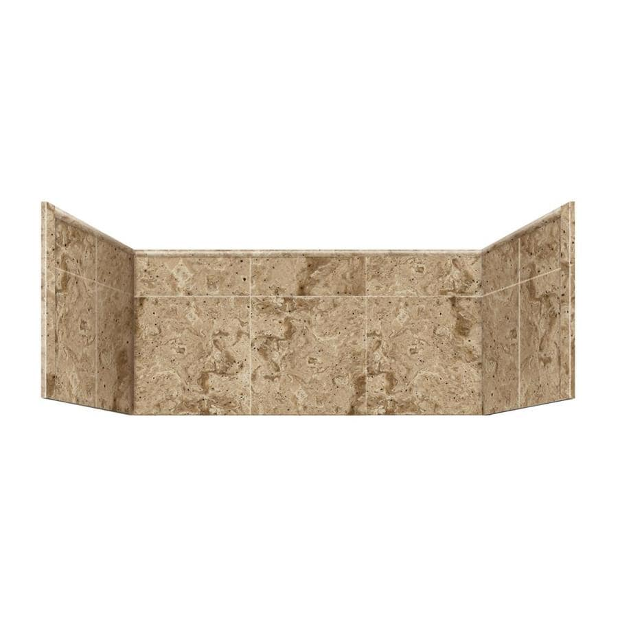 Style Selections Sand Mountain Shower Wall Trim Piece
