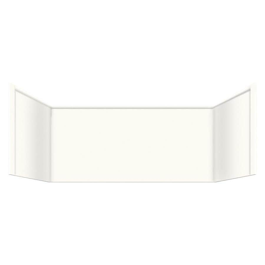 Style Selections Remodel White Shower Wall Extension Panel