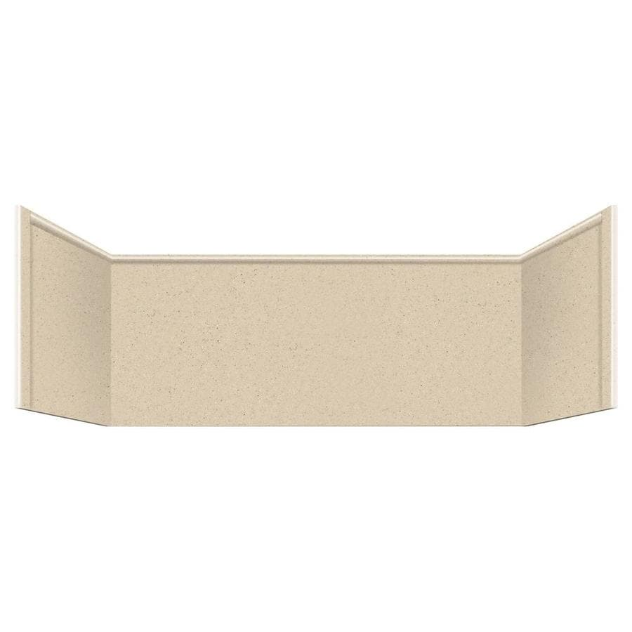 Style Selections Remodel Matrix Khaki Shower Wall Extension Panel