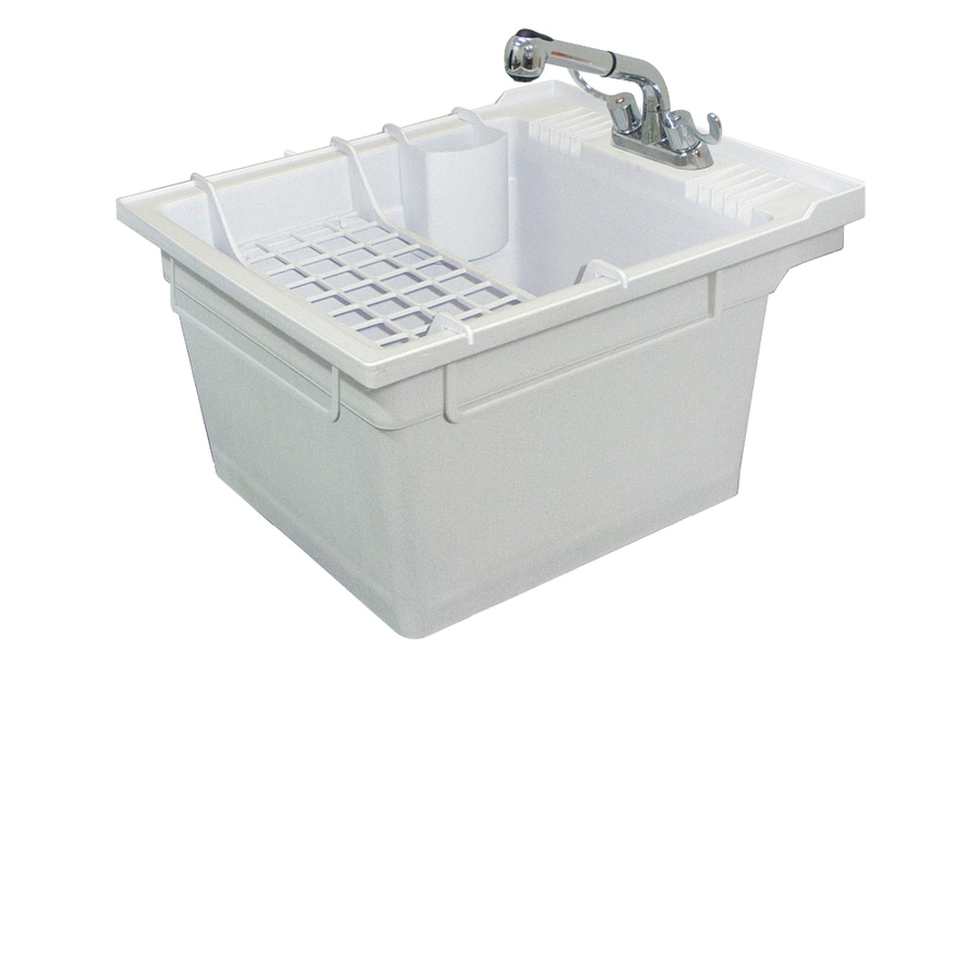 Shop Utility Sinks at Lowes.com