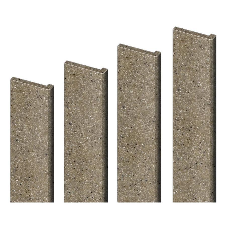 Transolid Decor Matrix Sand Shower Wall Trim Kit