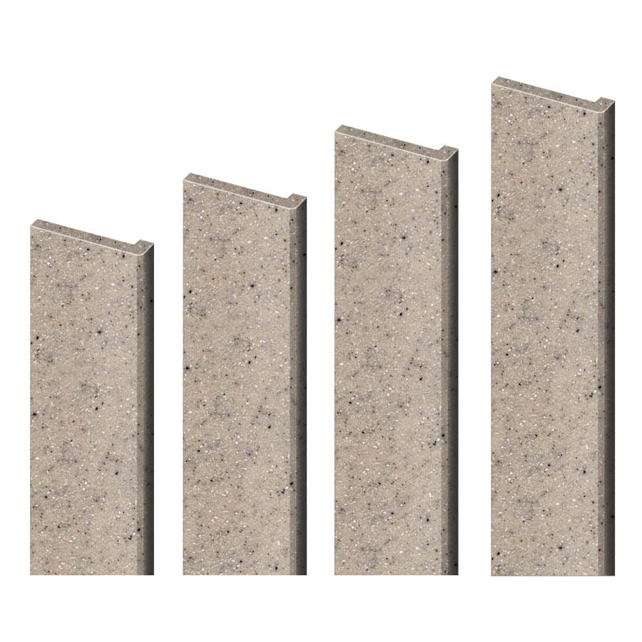 Transolid Decor Desert Earth Shower Wall Trim Kit