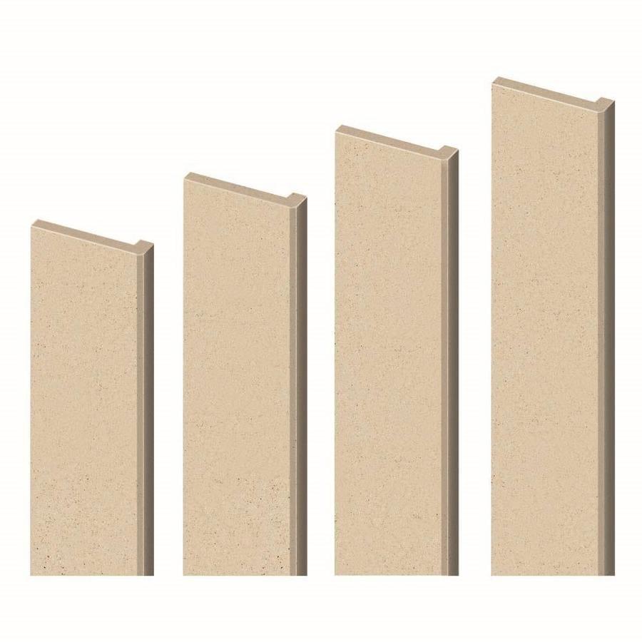 Transolid Decor Matrix Khaki Shower Wall Trim Kit