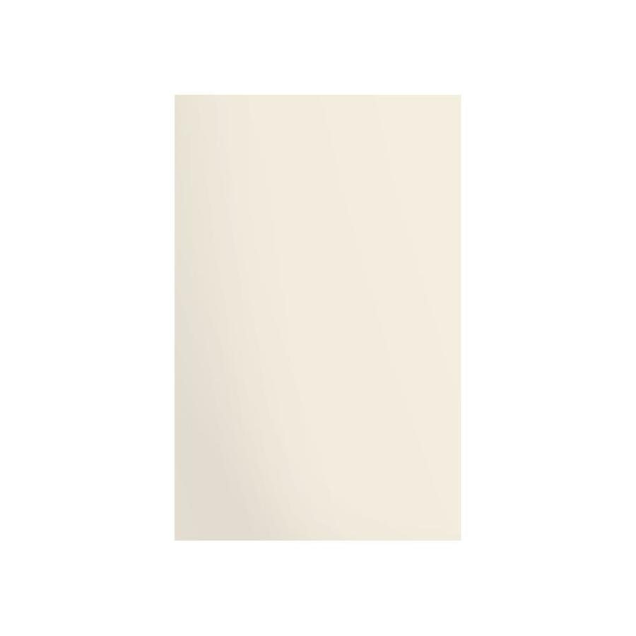 Transolid Decor Cameo/Cream Shower Wall Surround Side Panel (Common: 0.25-in x 32-in; Actual: 60-in x 0.25-in x 32-in)