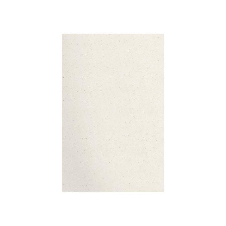 Transolid Decor Matrix Summit/Alabaster Shower Wall Surround Side Panel (Common: 0.25-in x 32-in; Actual: 60-in x 0.25-in x 32-in)