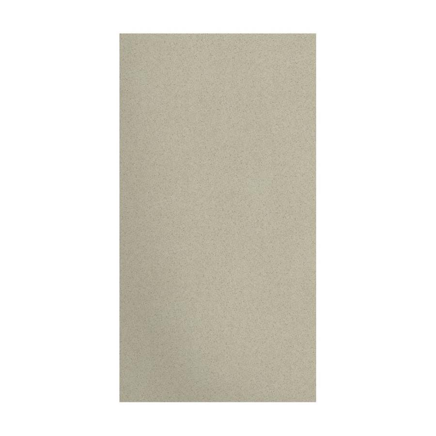 Transolid Decor Peppered Sage Shower Wall Surround Side Wall Panel (Common: 0.25-in x 36-in; Actual: 72-in x 0.25-in x 36-in)
