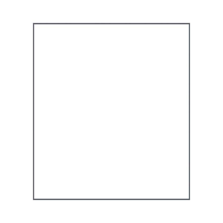 Transolid Decor White/Snow Shower Wall Surround Side Panel (Common: 0.25-in x 36-in; Actual: 72-in x 0.25-in x 36-in)