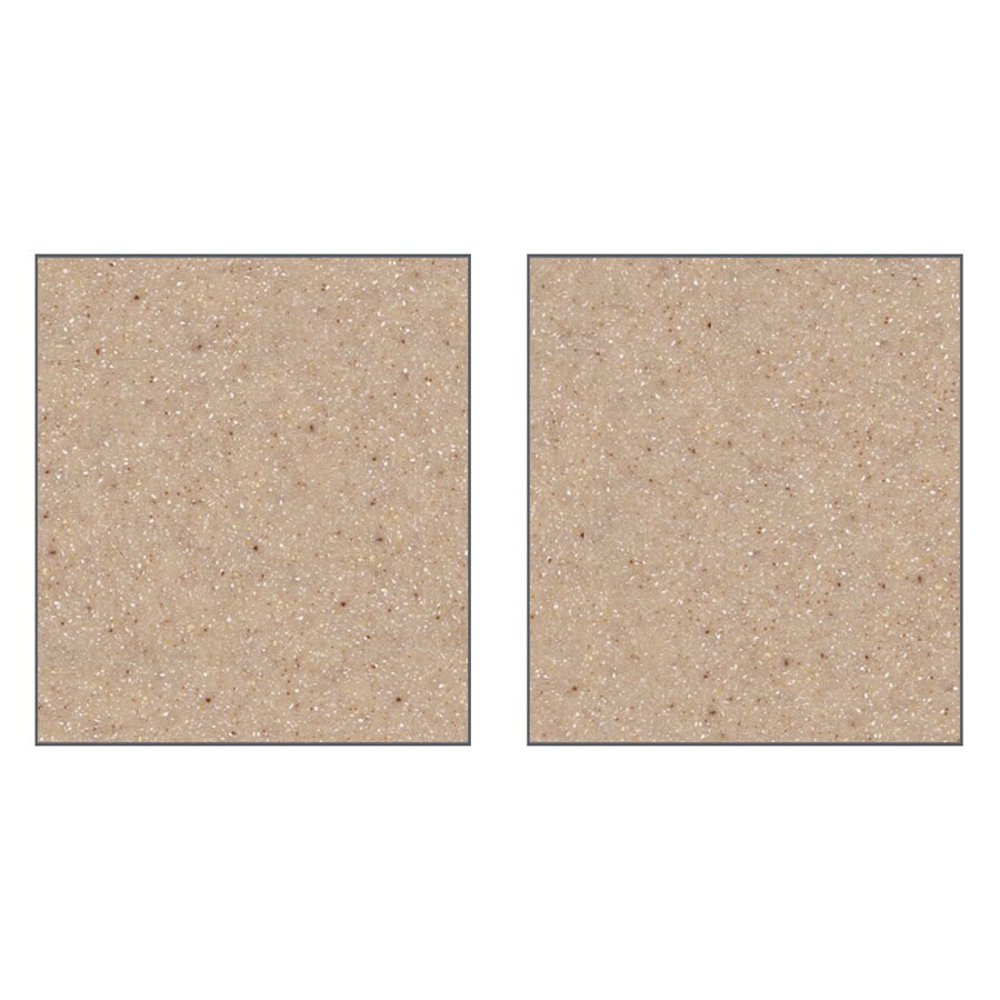 Transolid Decor Peppered Sage Shower Wall Surround Side Panel (Common: 0.25-in x 36-in; Actual: 72-in x 0.25-in x 36-in)