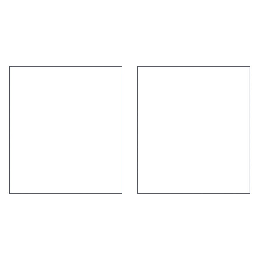 Transolid Decor White Shower Wall Surround Side Wall Panel Kit (Common: 0.25-in x 36-in; Actual: 96-in x 0.25-in x 36-in)