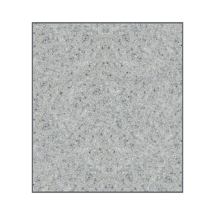 Transolid Decor Matrix Dusk/Stone Shower Wall Surround Side Panel (Common: 0.25-in x 48-in; Actual: 96-in x 0.25-in x 48-in)