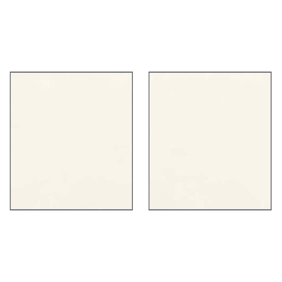 Transolid Decor Cameo Shower Wall Surround Side Wall Panel Kit (Common: 0.25-in x 48-in; Actual: 96-in x 0.25-in x 48-in)