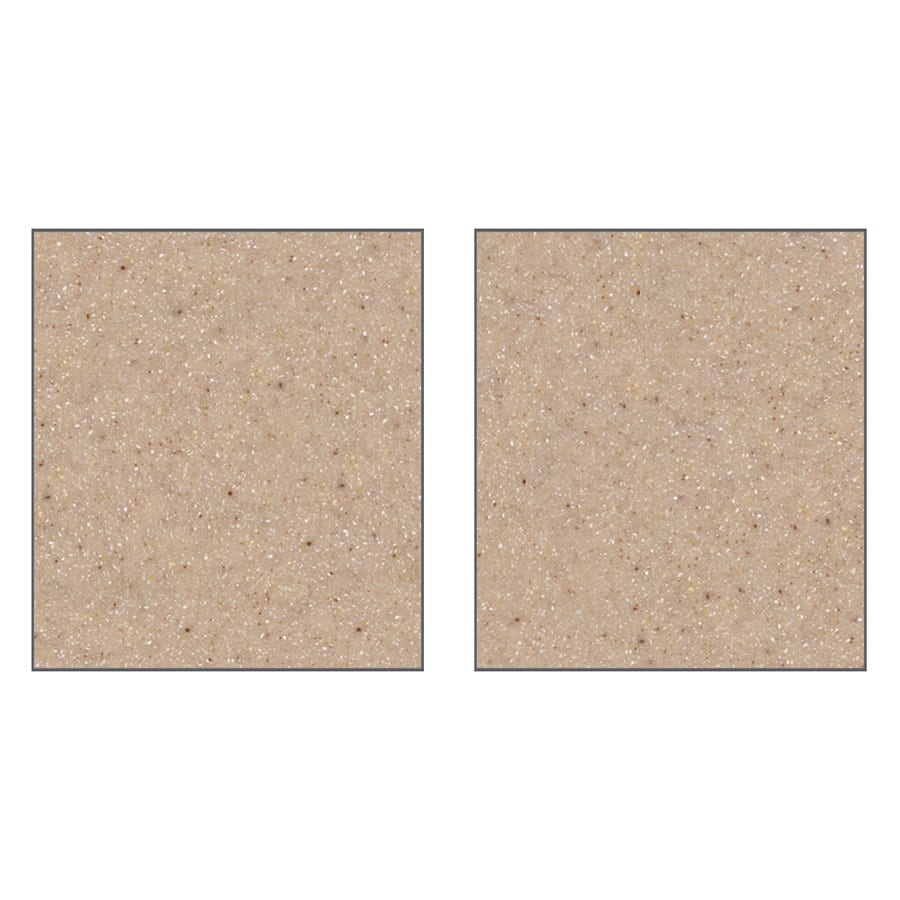 Transolid Decor Peppered Sage Shower Wall Surround Side Panel (Common: 0.25-in x 48-in; Actual: 96-in x 0.25-in x 48-in)