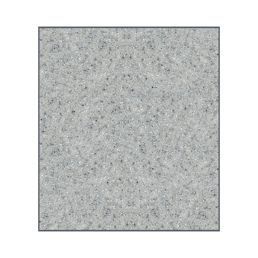 Transolid Decor Matrix Dusk/Stone Shower Wall Surround Back Panel (Common: 0.25-in x 60-in; Actual: 72-in x 0.25-in x 60-in)