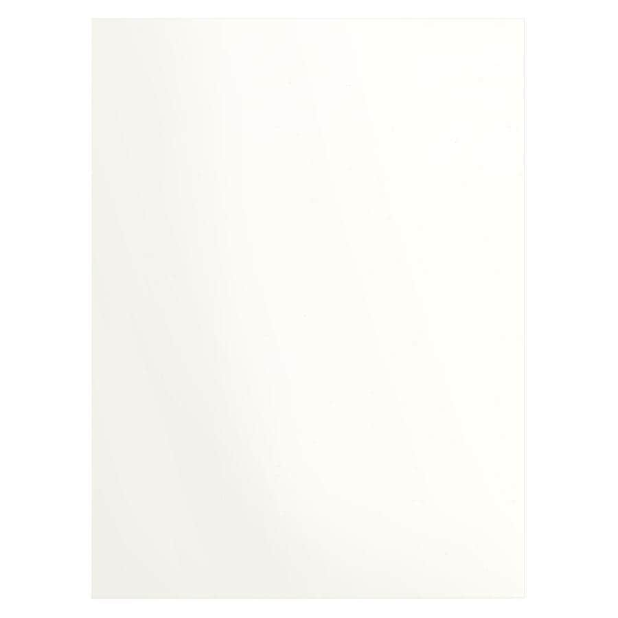 Transolid Decor White Shower Wall Surround Back Wall Panel (Common: 0.25-in x 60-in; Actual: 96-in x 0.25-in x 60-in)