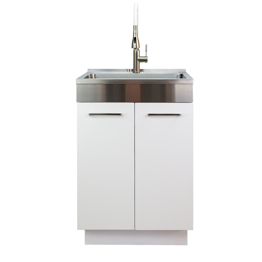 Transolid Transolid TCA 2420 WS 24 in x 20 in x 34.6 Laundry Sink