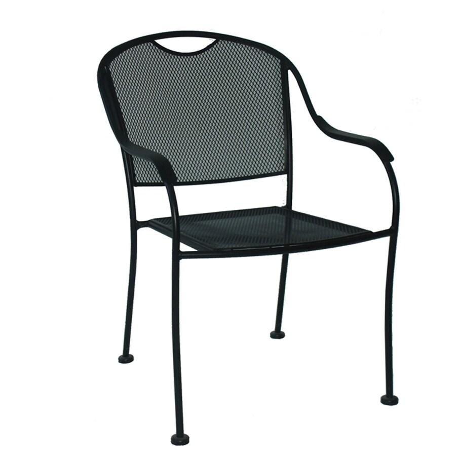 Outdoor Patio Furniture In Vaughan: Shop Garden Treasures Woodbridge Bistro Chair At Lowes.com