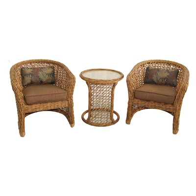 Allen Roth 3 Piece Highcroft Patio