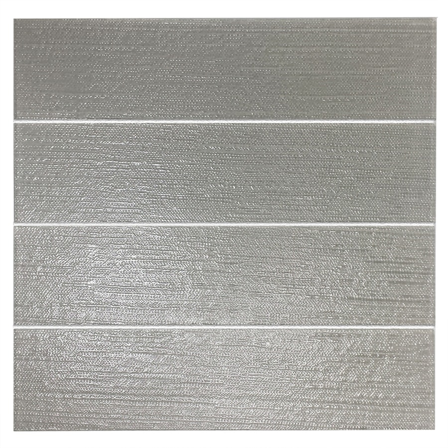Shop epoch architectural surfaces grain textured glass 4 for Glass tile texture