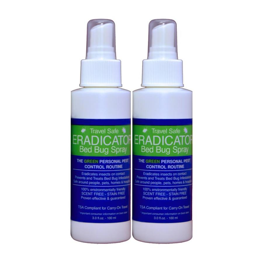 ERADICATOR Travel Safe Bed Bug Spray