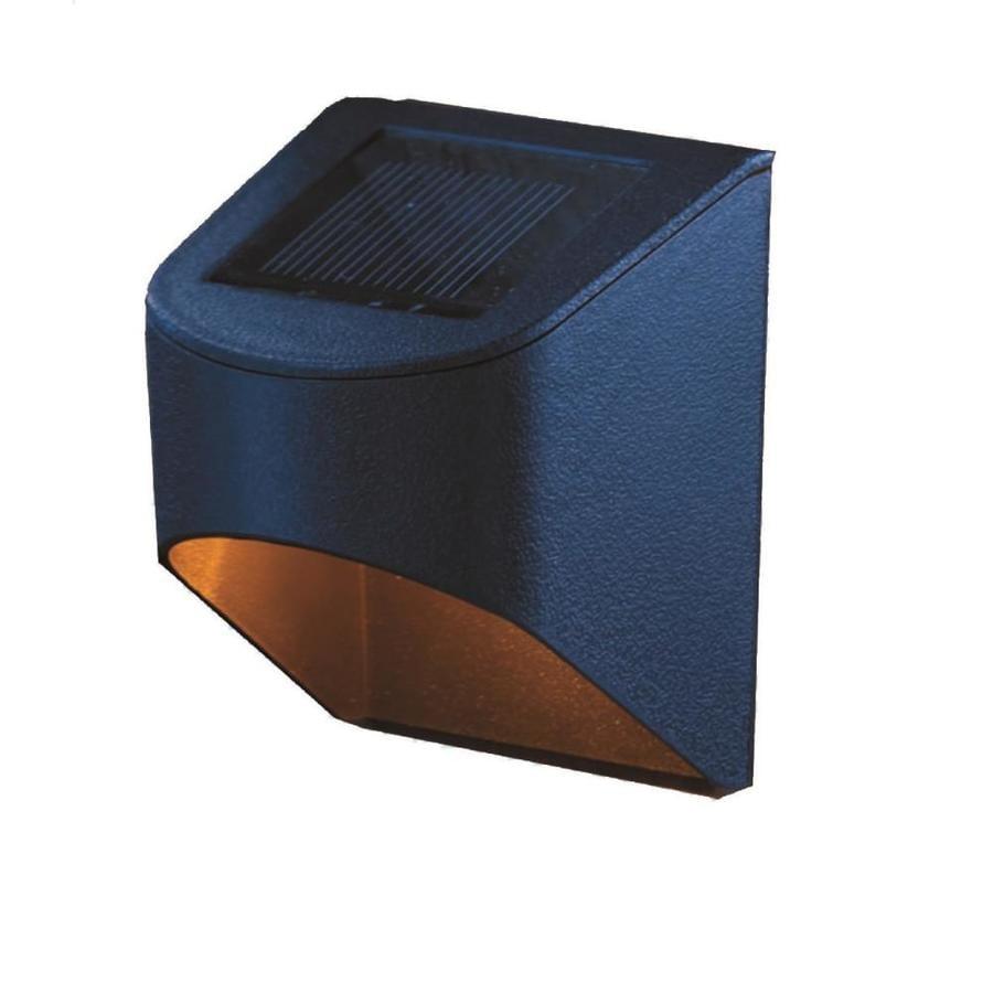 Deck Impressions 4x Brighter 4 8 Lumen Black Solar Led