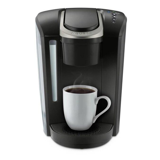 Keurig K-Select Black Programmable Single-Serve Coffee Maker