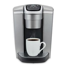 Keurig Elite Brushed Silver Single Serve Coffee Maker