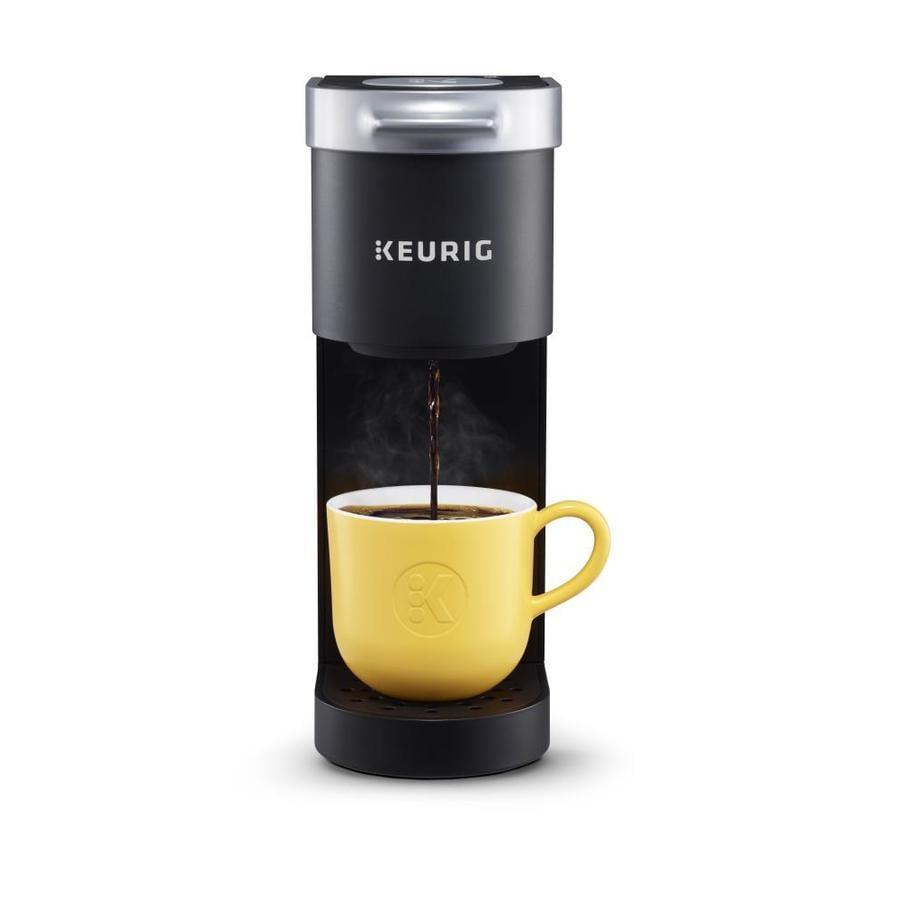 Keurig Mini Black Single Serve Coffee Maker At Lowescom