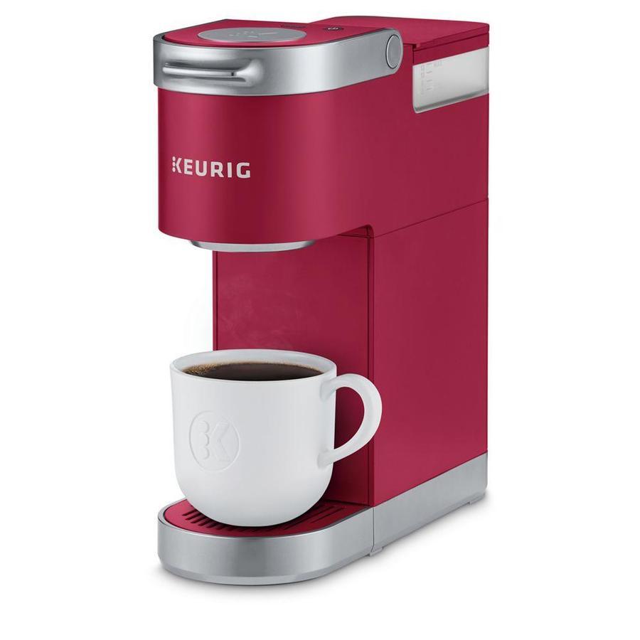 Keurig Mini Red Single Serve Coffee Maker At Lowescom