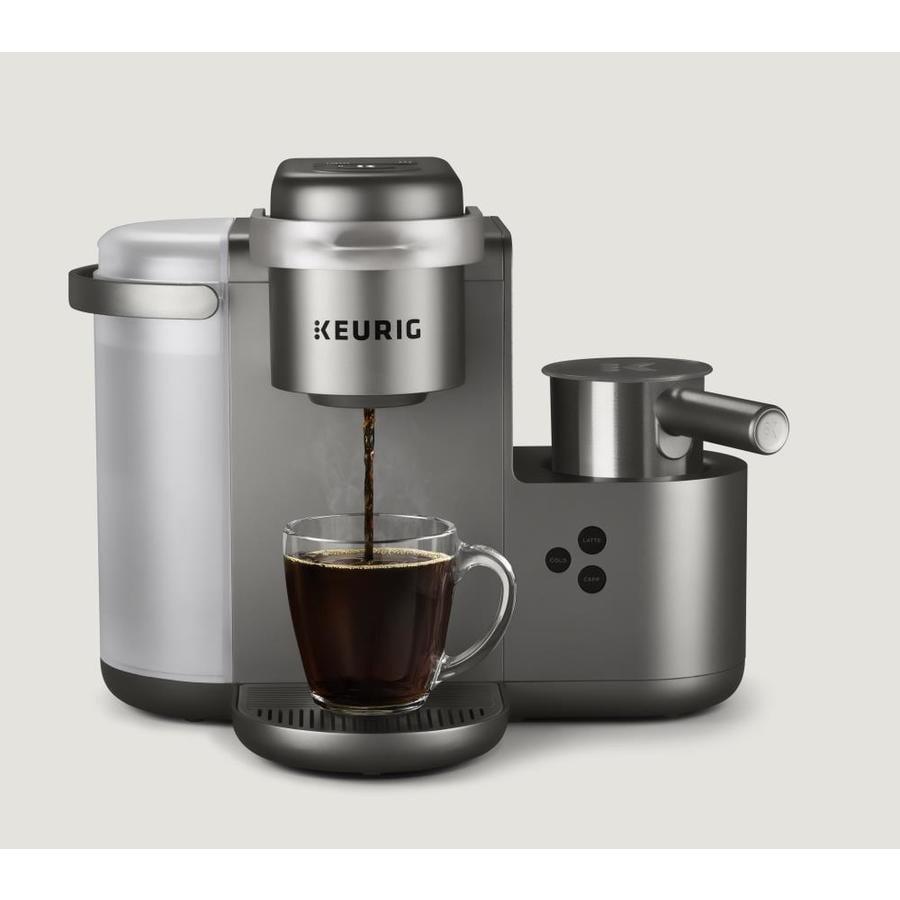 Keurig Cafe Black Programmable Single-serve Coffee Maker ...