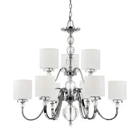 White Chandeliers at Lowes.com