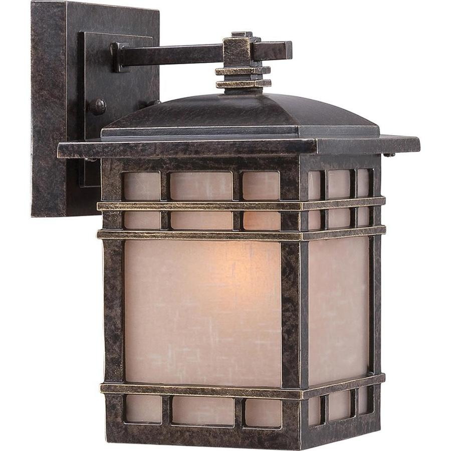 Baratheon 9-in H Imperial Bronze Outdoor Wall Light