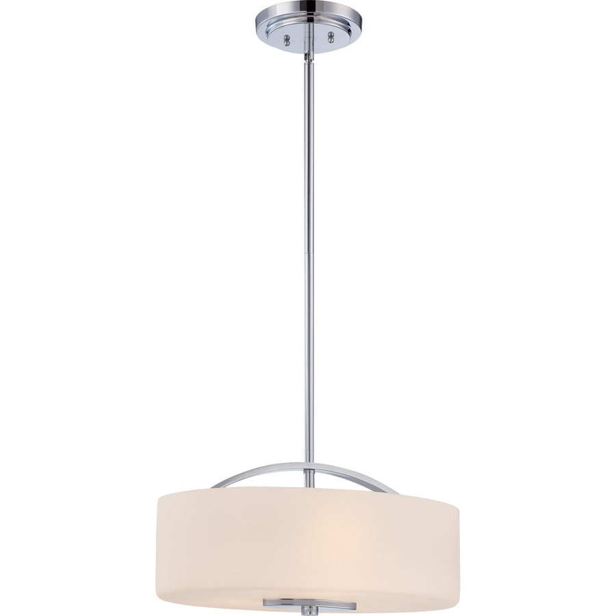 Illumina Direct Madelyn 18-in Polished Chrome Pendant