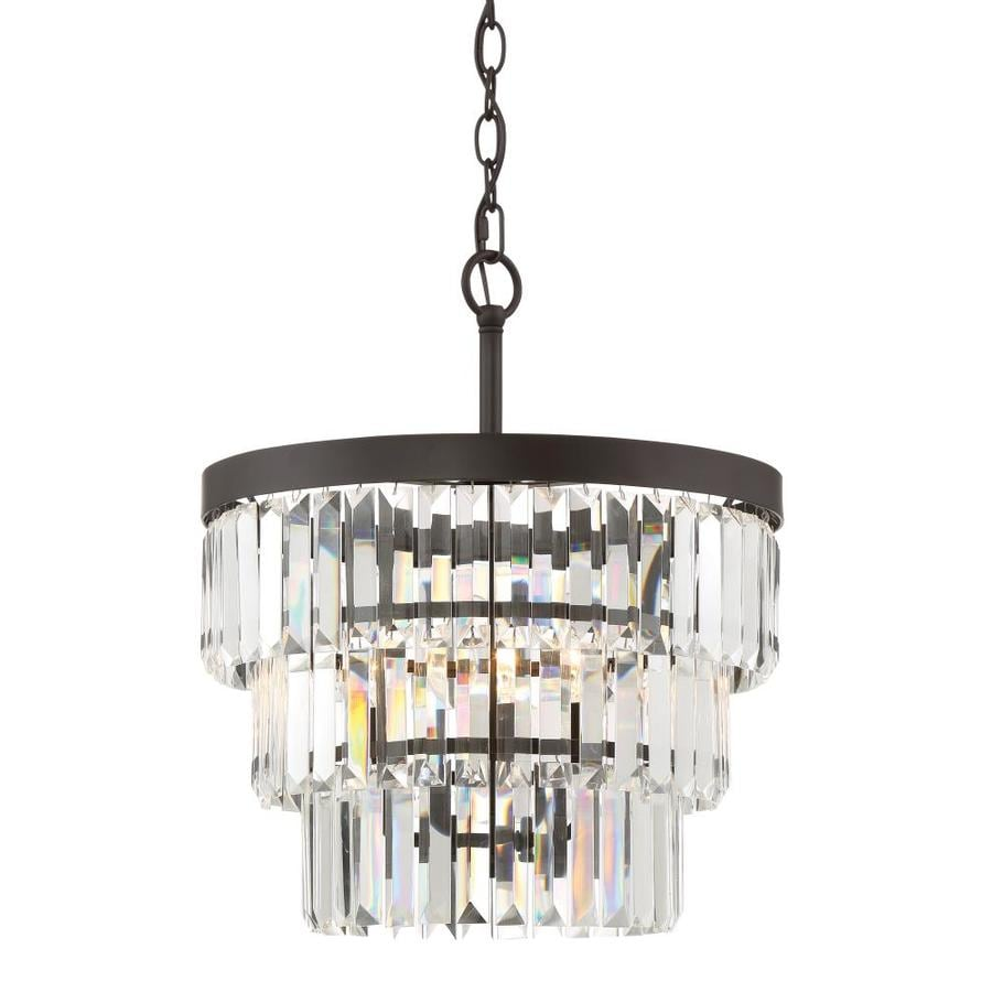 Kichler Barrington 2125 In Art Deco Single Seeded Glass