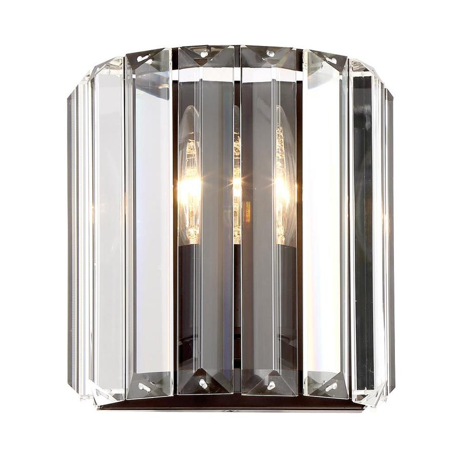 Quoizel Valentina 1-Light 7.13-in Bronze Vanity Light