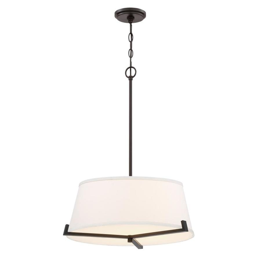 Quoizel South Beach Bronze Multi Light Transitional Pendant